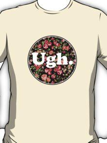 Ugh Floral T-Shirt