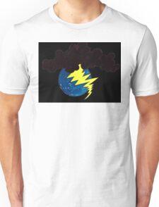 Dark Earth Lighening Unisex T-Shirt
