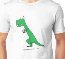 Tyrannosauvignon Rex Unisex T-Shirt