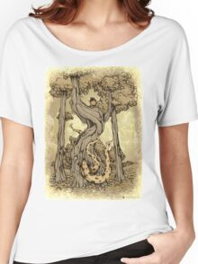 Dangerous tentacle! Women's Relaxed Fit T-Shirt