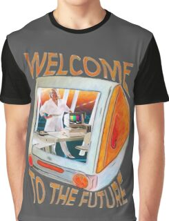 Welcome to the Future Graphic T-Shirt