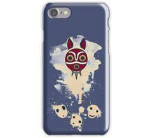 Mononoke Splash iPhone Case/Skin