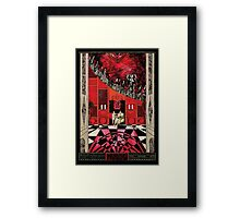 Suspiria  Framed Print