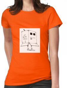 BoxBot Womens Fitted T-Shirt