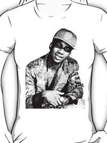 lil b halftone posterized basedgod based god T-Shirt