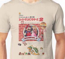 FAMICOM Super Mario Bros 2 Unisex T-Shirt