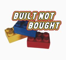 Built not bought by TswizzleEG