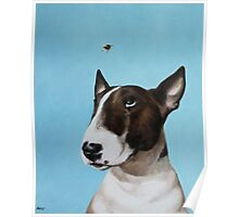 Bully & Bee Poster