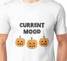 Current Mood Pumpkins Unisex T-Shirt