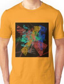 Black designe Unisex T-Shirt
