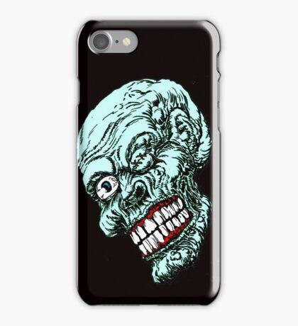 ONE EYE ZOMBIE iPhone Case/Skin
