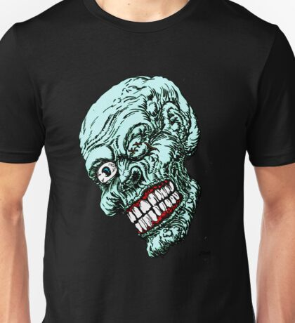 ONE EYE ZOMBIE Unisex T-Shirt