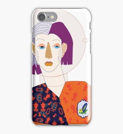 Who I am. iPhone Case/Skin