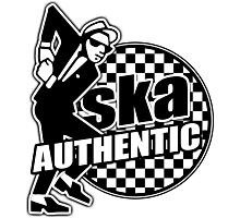Ska Authentic Photographic Print