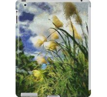 Bamboo Fields iPad Case/Skin