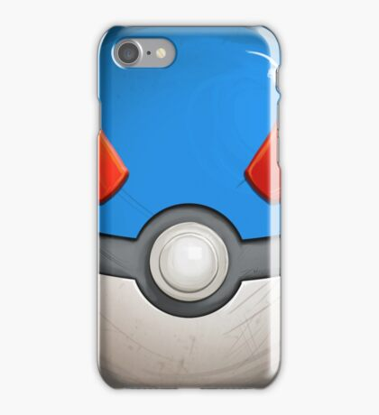Wartorn Pokeball - Great iPhone Case/Skin