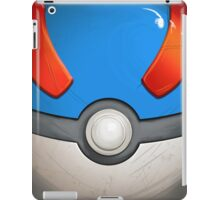 Wartorn Pokeball - Great iPad Case/Skin
