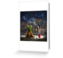 'The Mist Maker' Greeting Card