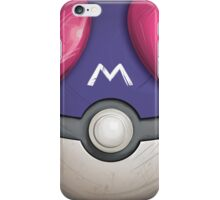 Wartorn Pokeball - Master iPhone Case/Skin