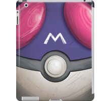 Wartorn Pokeball - Master iPad Case/Skin