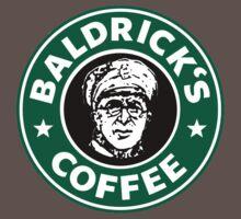 Baldrick's Coffee - Large Logo by SouperSixFour