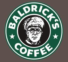 Baldrick's Coffee - Large Logo by SouperSixFour