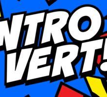 Introvert! Sticker