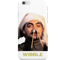 Wibble iPhone Case/Skin