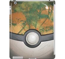 Wartorn Pokeball - Safari iPad Case/Skin
