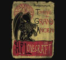Tournee du grand ancien by LgndryPhoenix