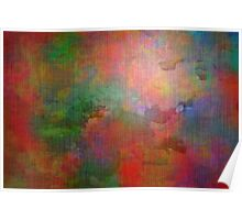 Color Abstraction - 3452 - Digital Background - Wallpaper Poster