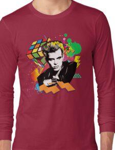 Billy Idol 80's Long Sleeve T-Shirt