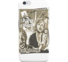 Alien - End Of The World iPhone Case/Skin