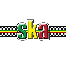Ska Photographic Print