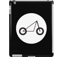 Bobber Inspiration logo iPad Case/Skin