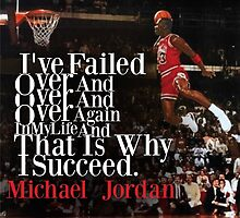 MJ quote by georgewaterhous