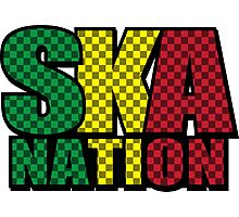 Ska Nation Photographic Print