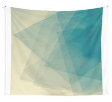 Transparent plastic Wall Tapestry