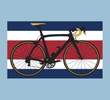 Bike Flag Costa Rica (Big - Highlight) by sher00