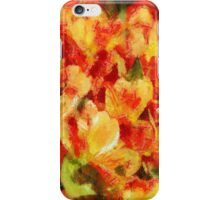 Floral Blossom Composition iPhone Case/Skin
