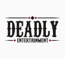 Deadly Entertainment in Colour Kids Tee
