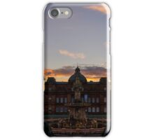 Peoples palace Glasgow iPhone Case/Skin