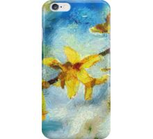 Wild Orchid Blooms iPhone Case/Skin