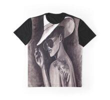 Angel Down Graphic T-Shirt