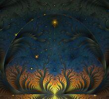Towards the morning star by floatingpilot