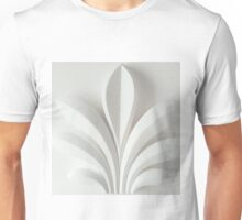 White sculpture Unisex T-Shirt