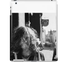 In Edinburgh; Jonatan iPad Case/Skin