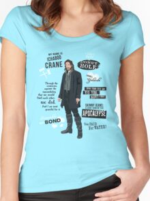 Ichabod Crane Women's Fitted Scoop T-Shirt