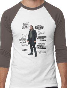 Ichabod Crane Men's Baseball ¾ T-Shirt