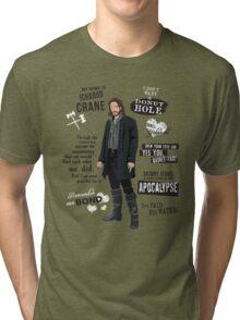 Ichabod Crane Tri-blend T-Shirt